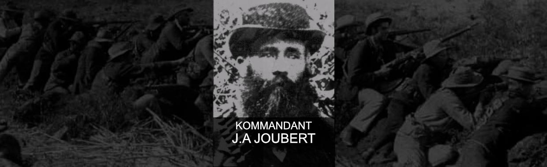 Kommandant (Rooi) Jozua_Adriaan Joubert