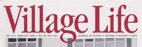 village life magazine header